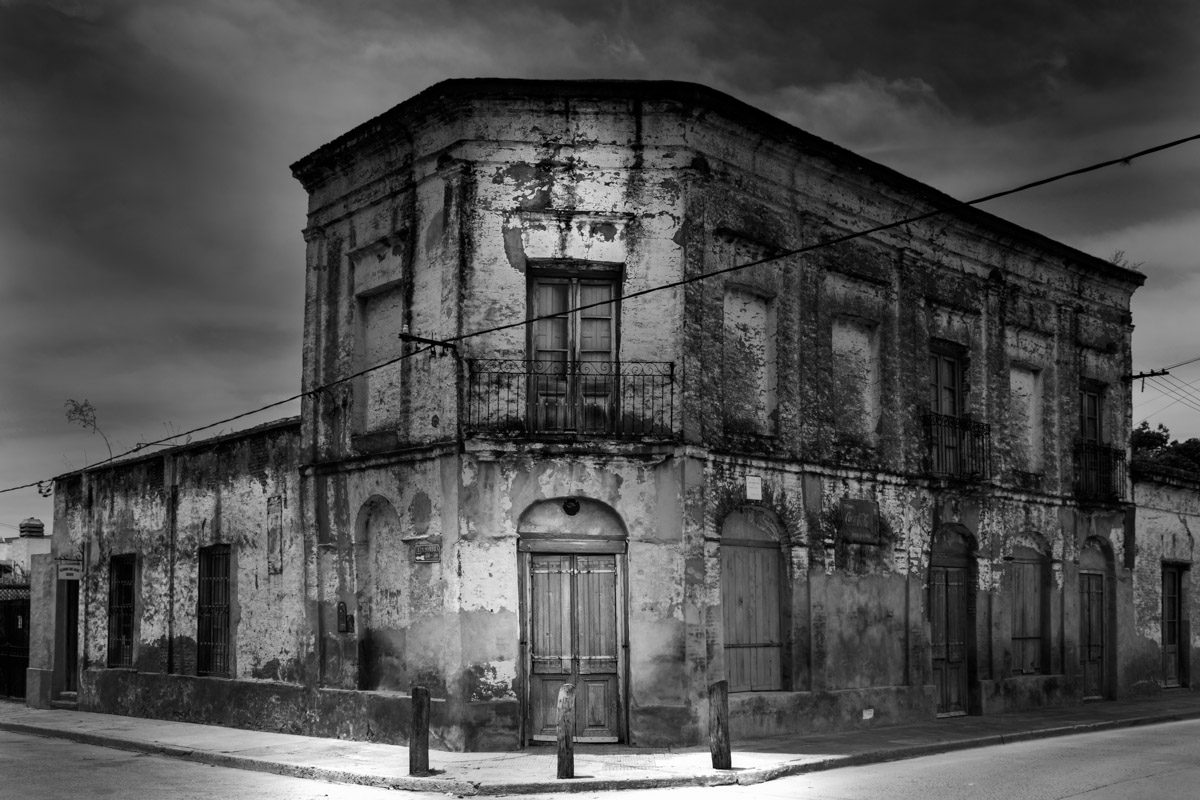 Desolada. (San Antonio de Areco,Argentina)