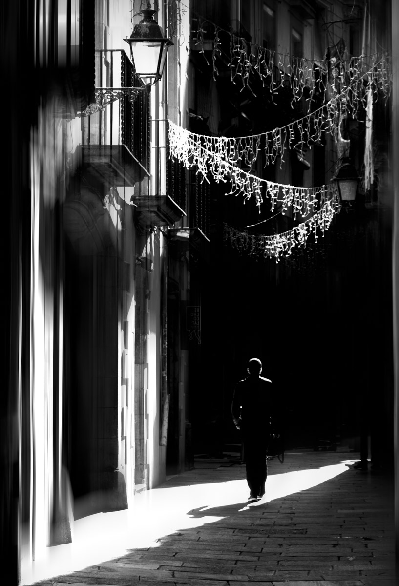 G´tico profundo(Barcelona).